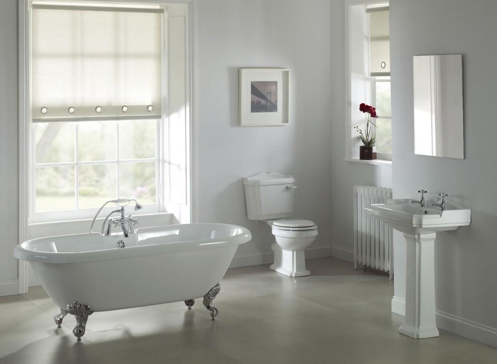 Eliminar el moho en el cuarto de baño   Filter Queen