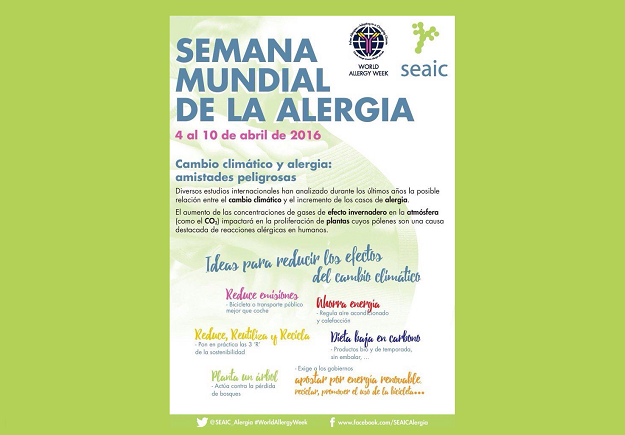 semana de la alergia