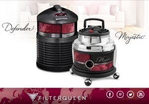 2018, el año del 90 aniversario de FilterQueen Majestic 90th anniversary