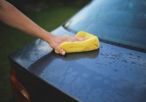 Coche limpieza Trucos para la limpieza de tu coche
