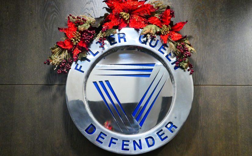 FilterQueen te desea Feliz Navidad 2019