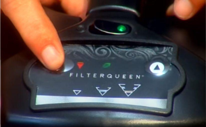 ¿Cómo programar el DEFENDER de FilterQueen?