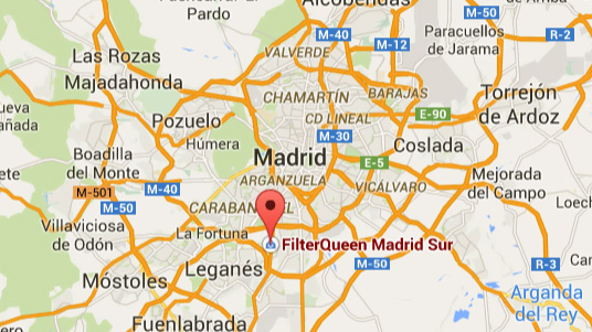 FilterQueen Madrid